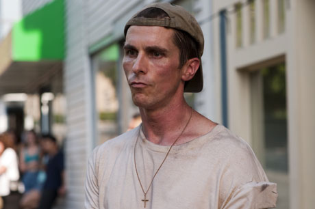 Christian Bale as Dicky Eklund